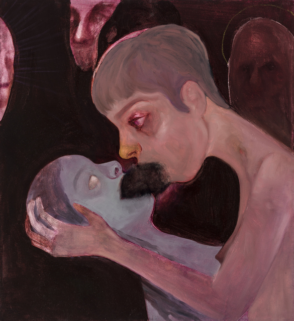 , 'Mouth-to-Mouth,' 2017, Shulamit Nazarian