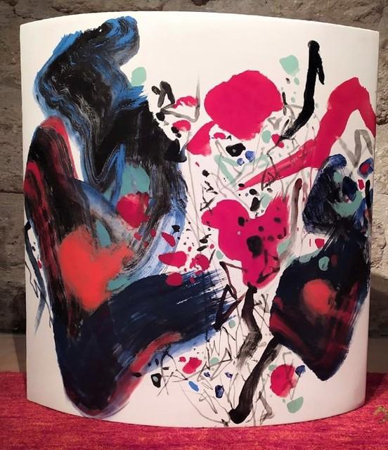 Chu Teh-Chun, 'F25', 2005, Design/Decorative Art, Ceramic vase, Samhart Gallery