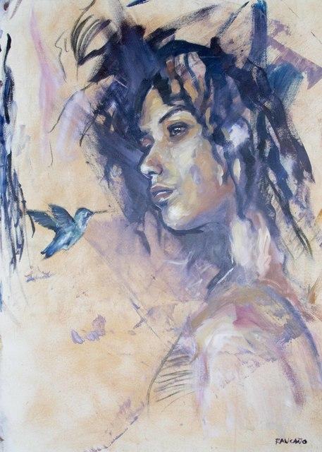 , 'Enredadera y Nectar,' 2017, GALLERY 2014