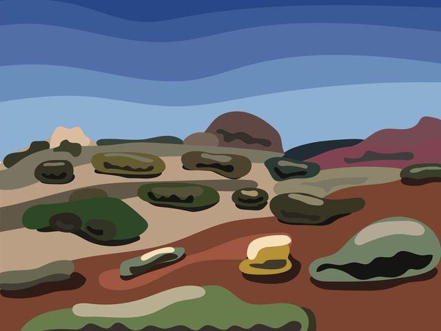 , 'Teide 3,' 2018, Contemporary Collective Gallery