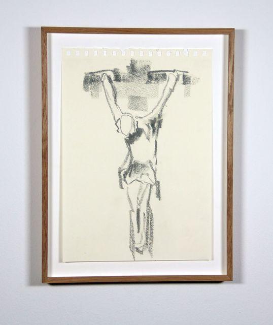 Robert Zandvliet, 'Untitled (Crucifix)', 2018, Bernhard Knaus Fine Art