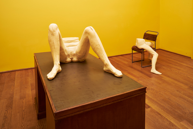 , 'I SCREAM DADDIO (Installation view),' 2015, 56th Venice Biennale