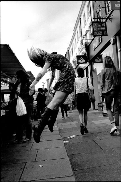 , 'Leap, Portobello Rd, London,' 2016, Candida Stevens Gallery