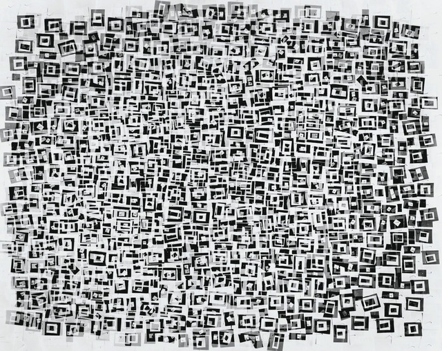 Harry Callahan, 'Collage, Chicago', 1957, Laurence Miller Gallery