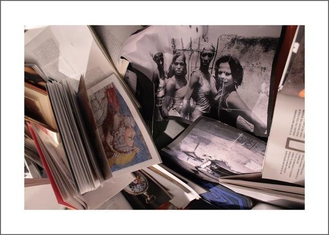, 'INBREEDING IX,' 2011, Lucia Mendoza