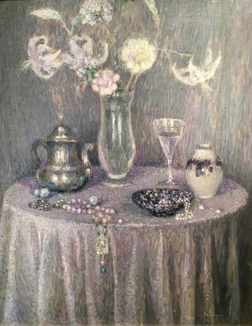 , 'La Table, Harmonie grise,' 1927, Anderson Galleries