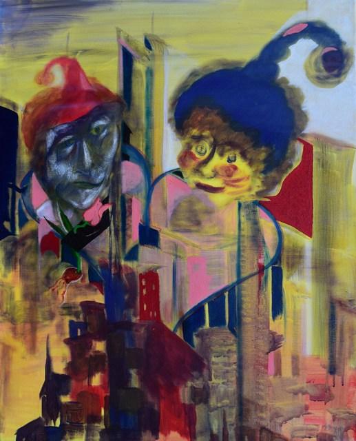 , 'Mega City Dreams,' 2014, the gallery STEINER