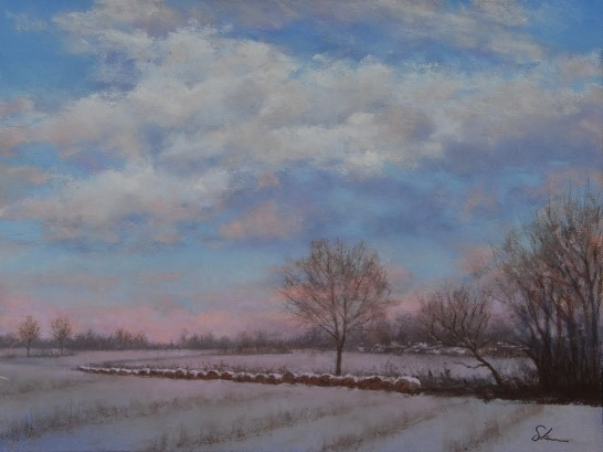 , 'Evensong,' , Zenith Gallery