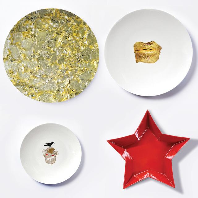 , 'MISFITS FOR THE TABLE,' 2015, Bernardaud