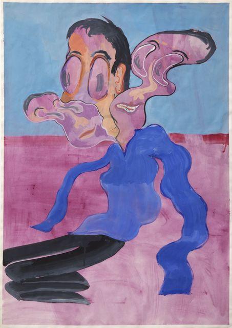 , 'Bez Tytulu,' 2016, Tim Van Laere Gallery