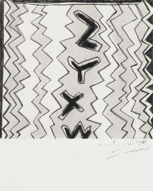, 'W to Z,' 2017, Kamiya Art