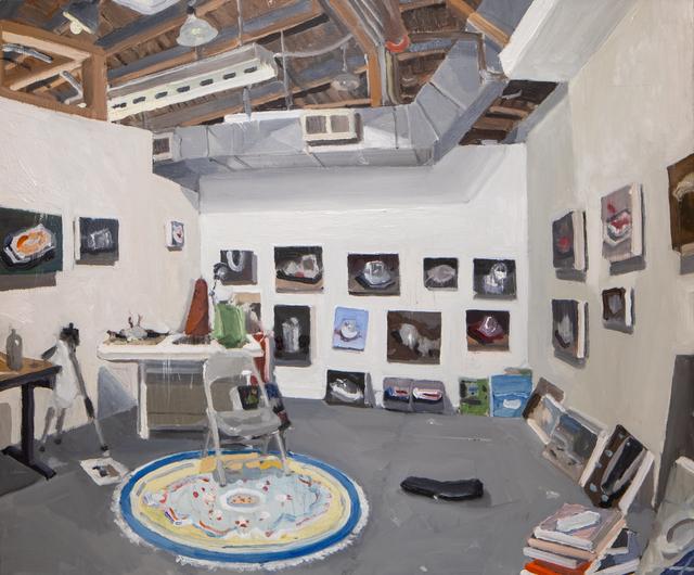 Greta Waller, 'My Studio', 2008, Tayloe Piggott Gallery