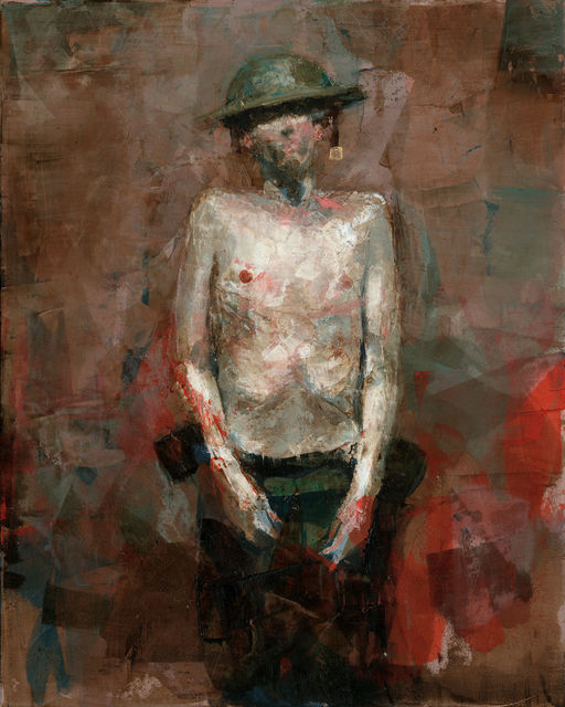 , 'Unkown Soldier,' 2011, Gallery 1261