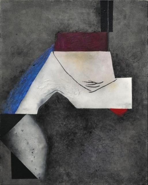 Giuseppe Santomaso, 'Il nido', 1985, Cortesi Gallery
