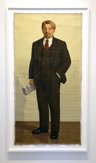 , 'Lenin as Jack Dawson in Titanic,' 2013, Jane Lombard Gallery