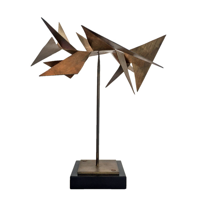 , 'Pivoted Folds,' 1994, Rumi Galleries
