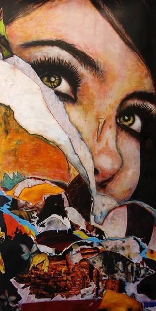 , 'Anuncio 1,' 2017, Dab Art