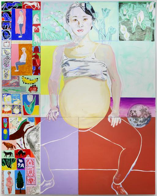 , 'Pregnant woman (Kayo),' 2018, GALLERY MoMo
