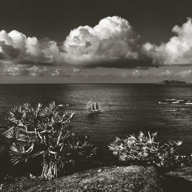 , 'The Schooner Isla Maurtua - Mauritius,' 1990, Atlas Gallery