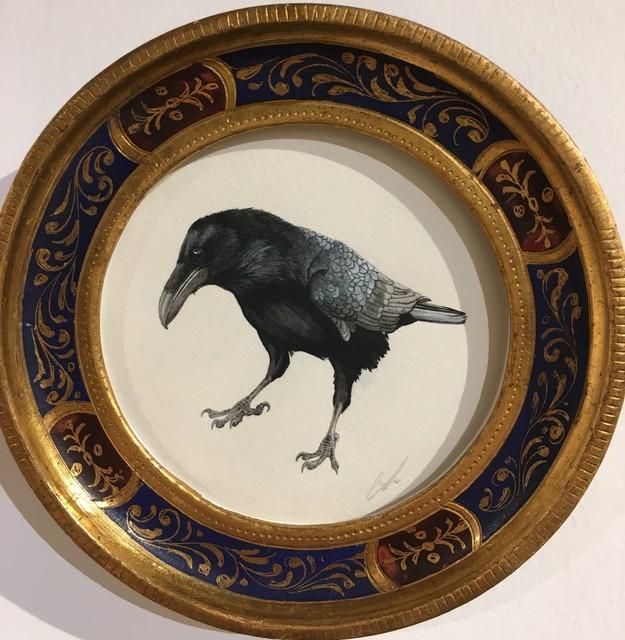 , 'Censure Acquits Raven aka The Medici Raven,' 2017, Gallery Victor Armendariz