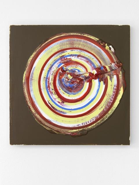 , '#1030118 (Epidot),' 2018, Anne Mosseri-Marlio Galerie