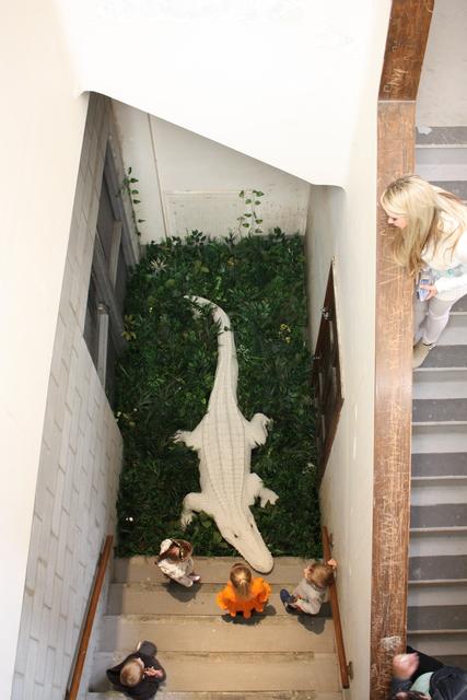 , 'Installation 22: Stairwell,' 2018, Resource Art