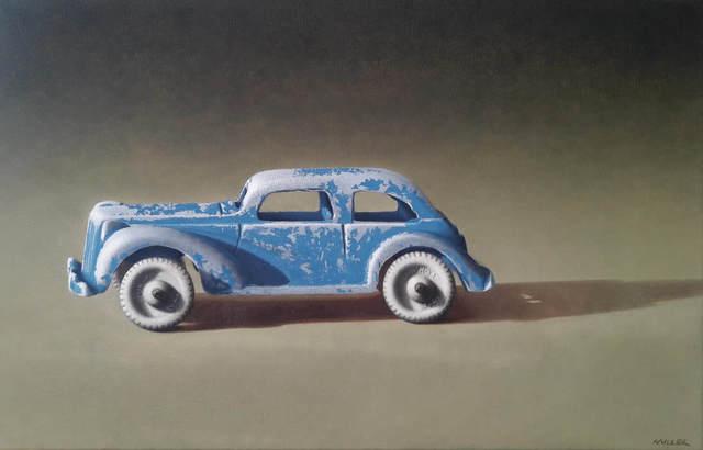 Peter Miller, 'Let's Go- Fun Ho!', 2020, Painting, Oil on Canvas, Black Door Gallery