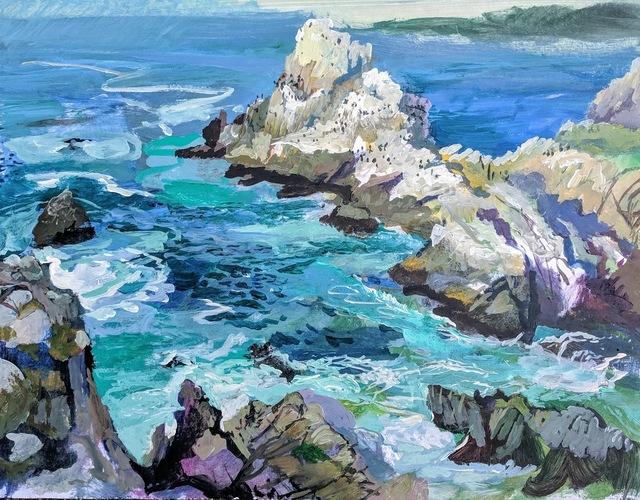 Johnny DeFeo, 'Point Lobos', 2019, 1969 Gallery