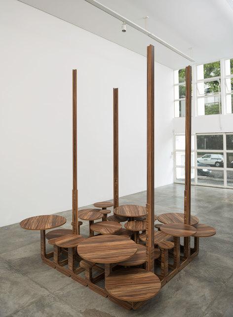 Daniel Acosta, 'Tektoniks (arquitetura) [Tektoniks (architecture)]', 2014, Casa Triângulo