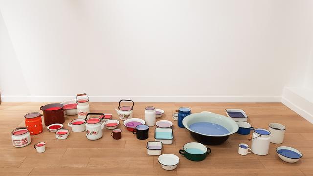 , 'Fillings,' 2006-2013, Voloshyn Gallery