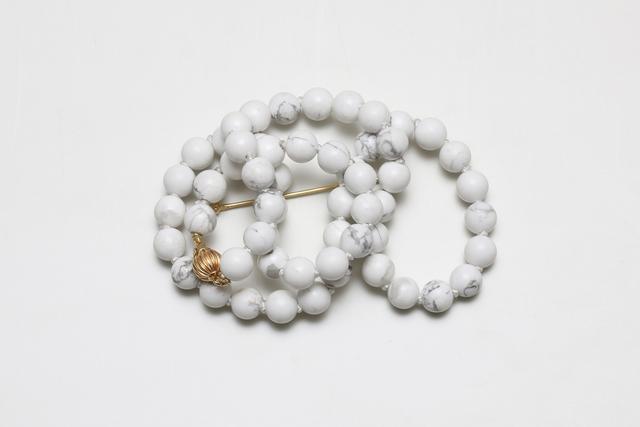, 'Still Life - necklace (brooch),' , Gallery S O