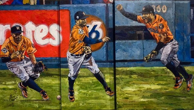 , 'Final Out ,' 2018, Off the Wall Gallery