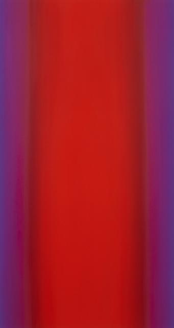 Ruth Pastine, 'Red Green 4-V6032 (Red Magenta), Sense Certainty Series', 2014, Brian Gross Fine Art