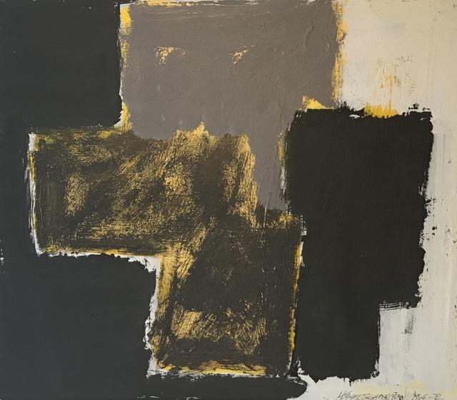 Harry Bertschmann, 'Stuttgart II, 2', 1964, Quogue Gallery
