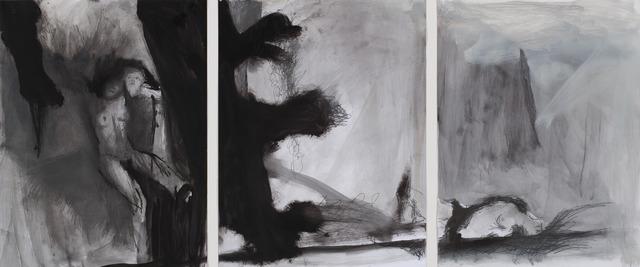 Paz Corona, 'Eros couronné de roses 12', 2016, Galerie Les filles du calvaire