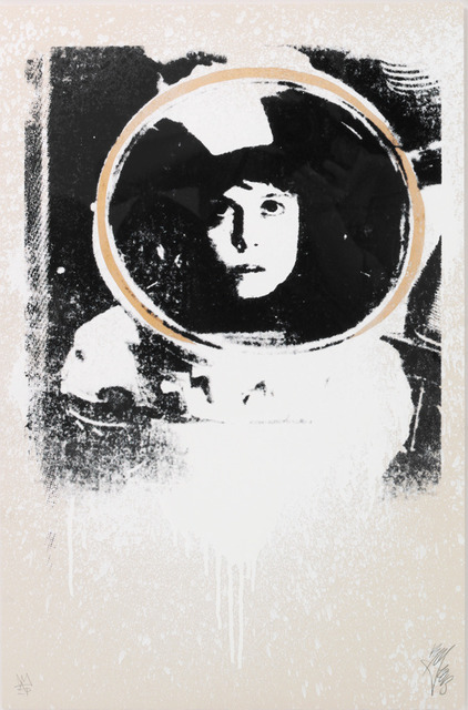 , 'Space Angel (Poster),' 2013, Robert Fontaine Gallery