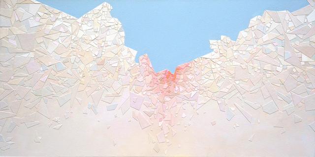 , 'UP THERE,' 2018, Judy Ferrara Gallery