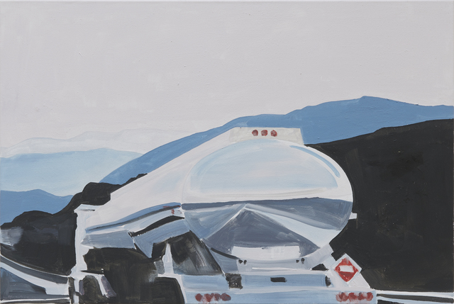, 'Streamline,' 2016, Philipp von Rosen Galerie