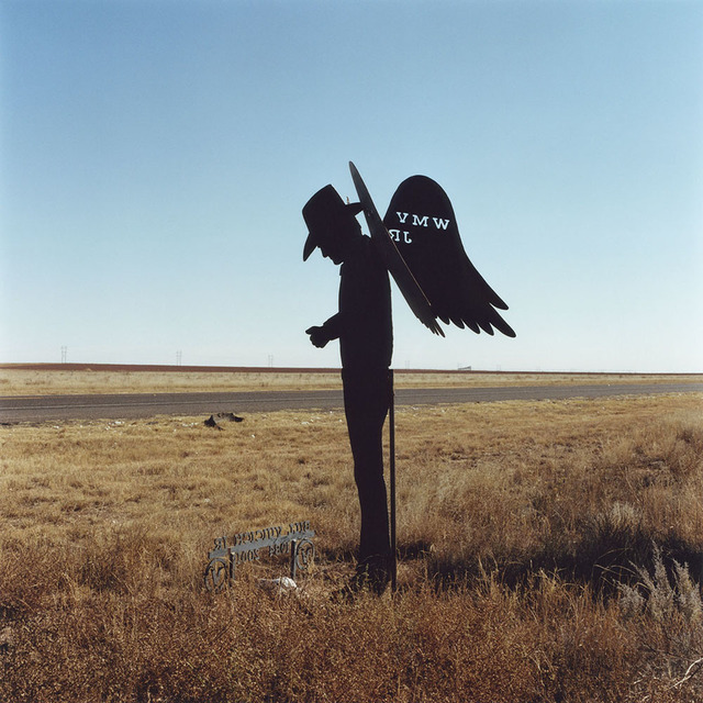 , 'R.I.P. - Texas, from the series Country Limit,' 2012, NextLevel Galerie