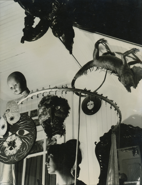 , 'Mujer y Mascara (Serie) Mexico,' 1963, Michael Hoppen Gallery