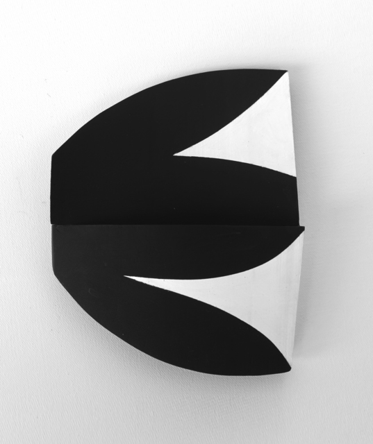 , 'In A Folded Leaf 1,' 2017, Alpha Gallery