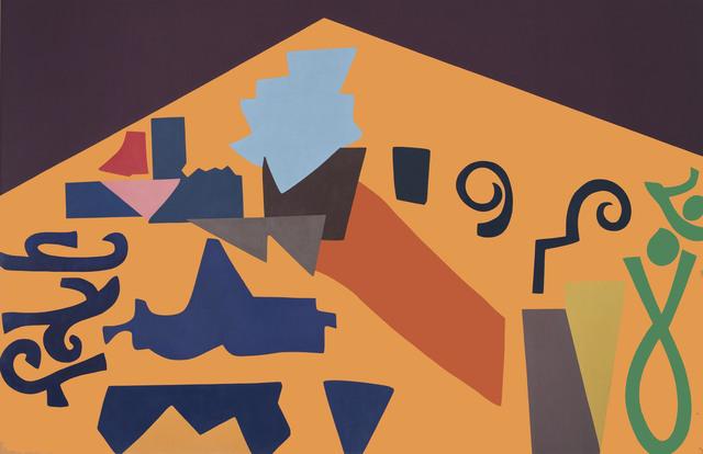 , 'Aladdin's Lamp ,' 1982, Galerie Nathalie Obadia