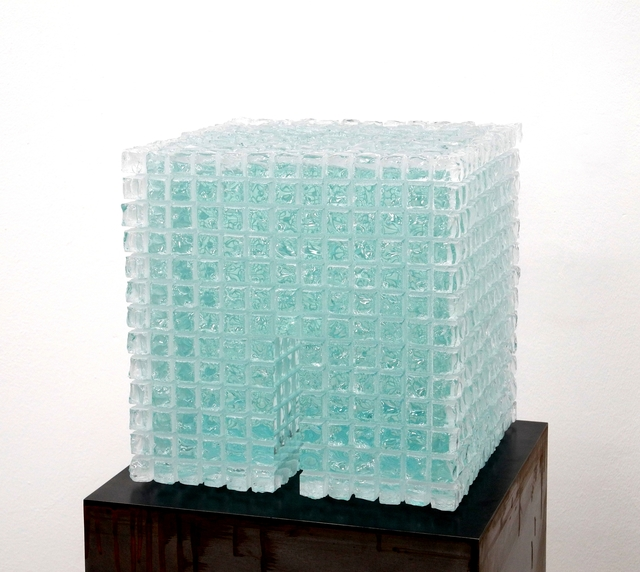 , 'Ice Cube 13,' 2017, Lukas Feichtner Gallery