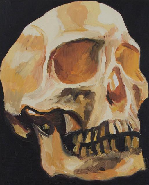, 'Skull #1,' 2016, Peter Robertson Gallery