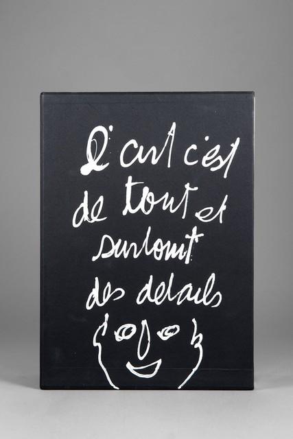 Ben Vautier, 'Réédition des bag'arts de Ben', 1979-1988, Finarte
