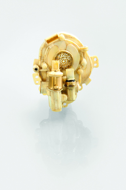 , 'V12 Laraki Camshaft Cogwheel Cover,' 2013, Richard Taittinger Gallery