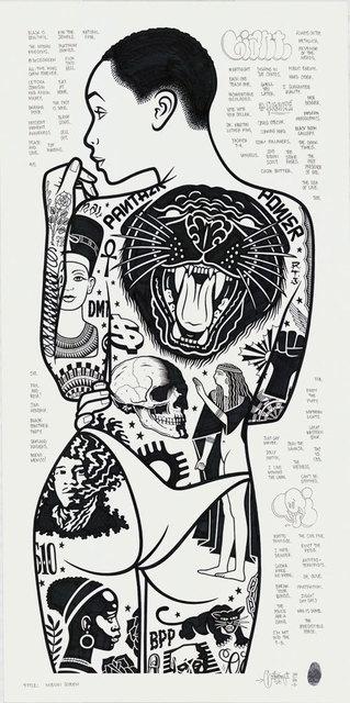 , 'Nubian Queen,' 2017, Black Book Gallery