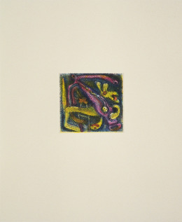 , 'Deep                      Bite,' 1995, Gemini G.E.L. at Joni Moisant Weyl