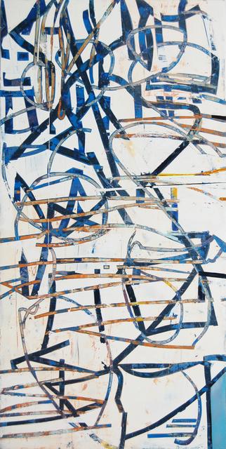 Mary Didoardo, 'Ladder', 2017, Kathryn Markel Fine Arts