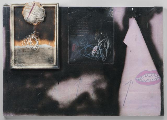 , 'Ohne Titel,' 1963, Galerie Schlichtenmaier